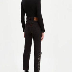 🆕 NWT 501® Original Studded Cropped Women'…
